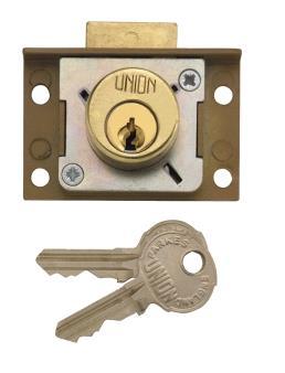 4137 - Cylinder Cut Cupboard/Drawer Lock
