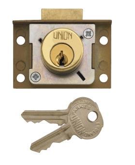 4138 - Cylinder Cut Cupboard/Till Lock