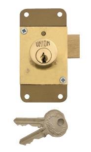 4143 - Cylinder Cupboard Lock