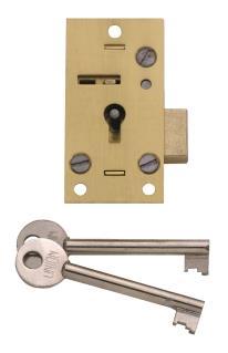 4146 - Lever Cupboard Lock