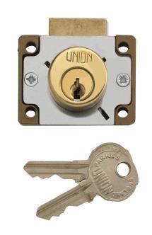 4148 - Cylinder Cupboard/Till Lock
