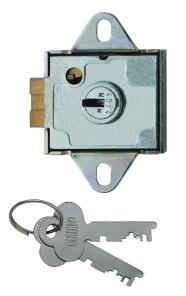 4348 - Locker Lock