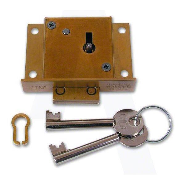 4046 - Lever Cut Drawer Lock