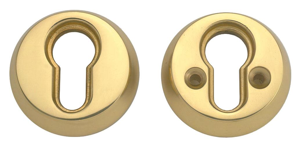 53043 - High Security Euro Profile Cylinder Rose