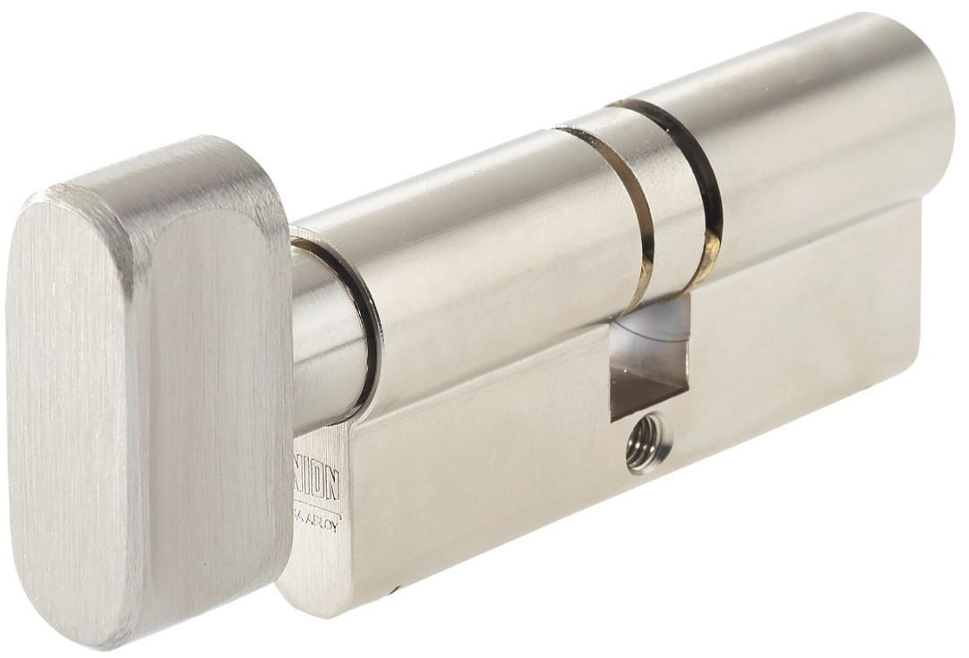 KUET / KUOT - KeyULTRA™ Key & Turn Cylinder - Euro or Oval