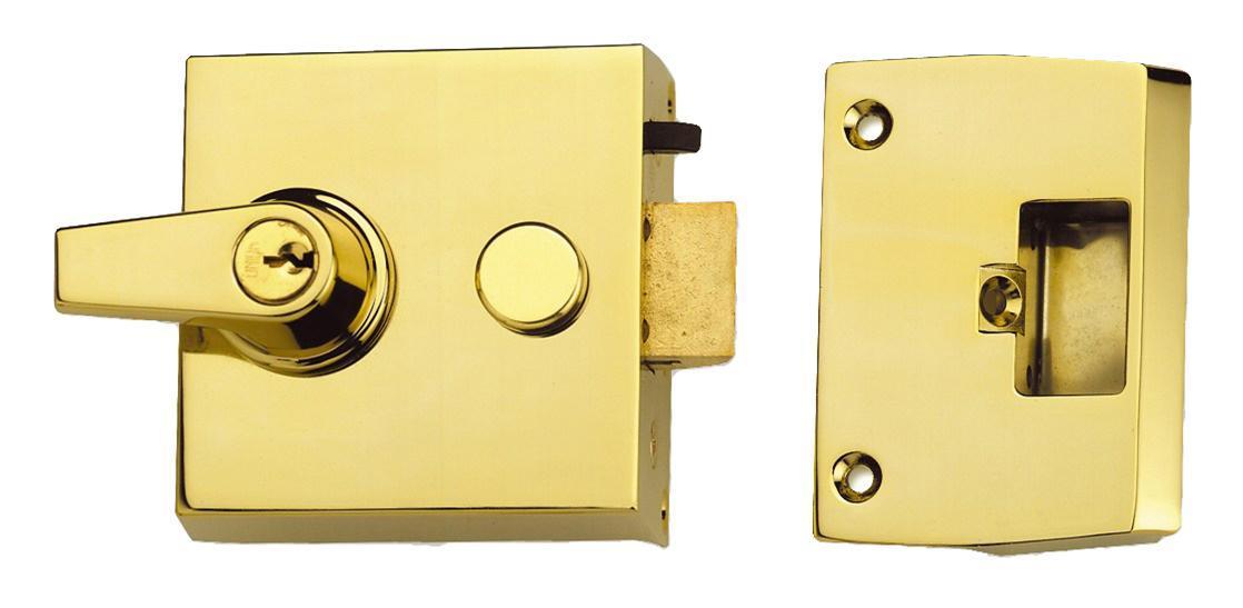 Rim Locks - Double Security