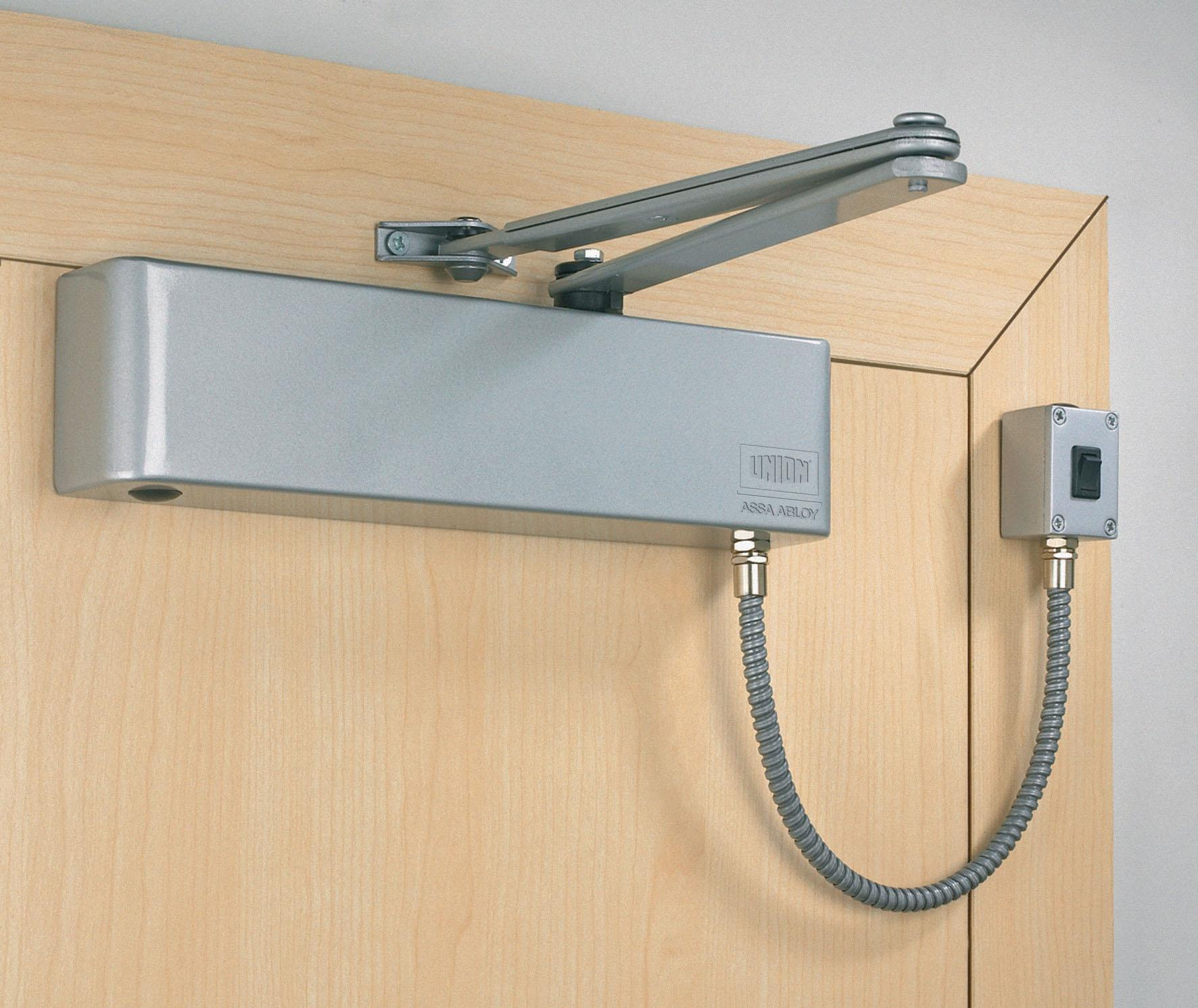 UNION Electro Magnetic Door Closers