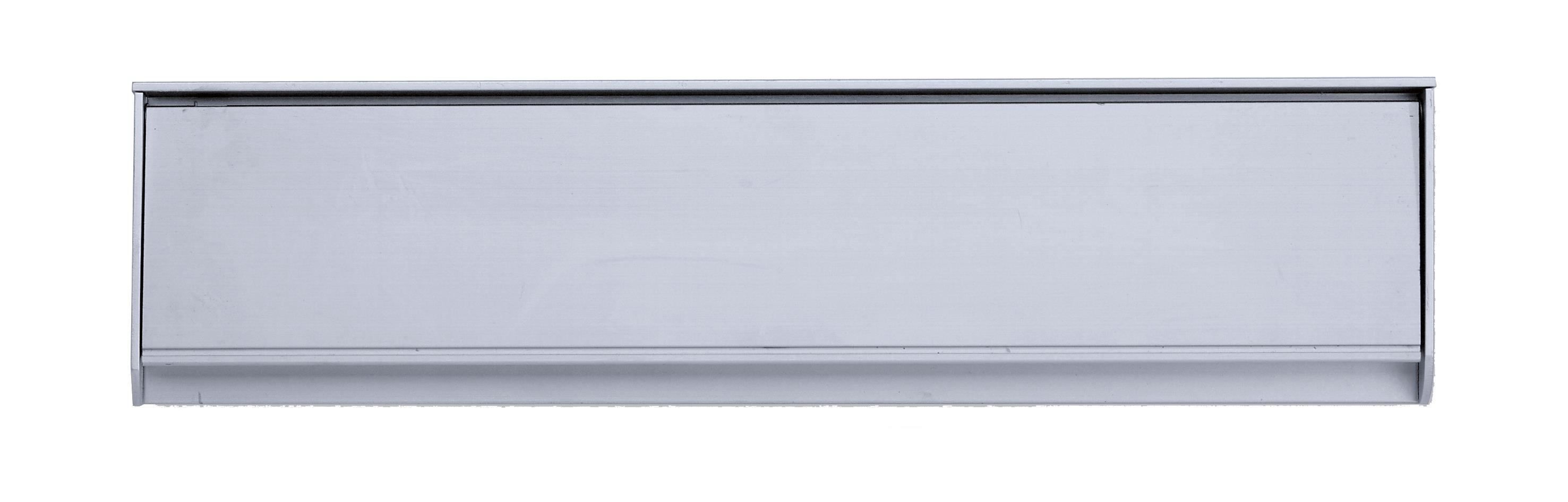 "6K10 - 10"" Concord Letter Plate (formerly Wellington range)"