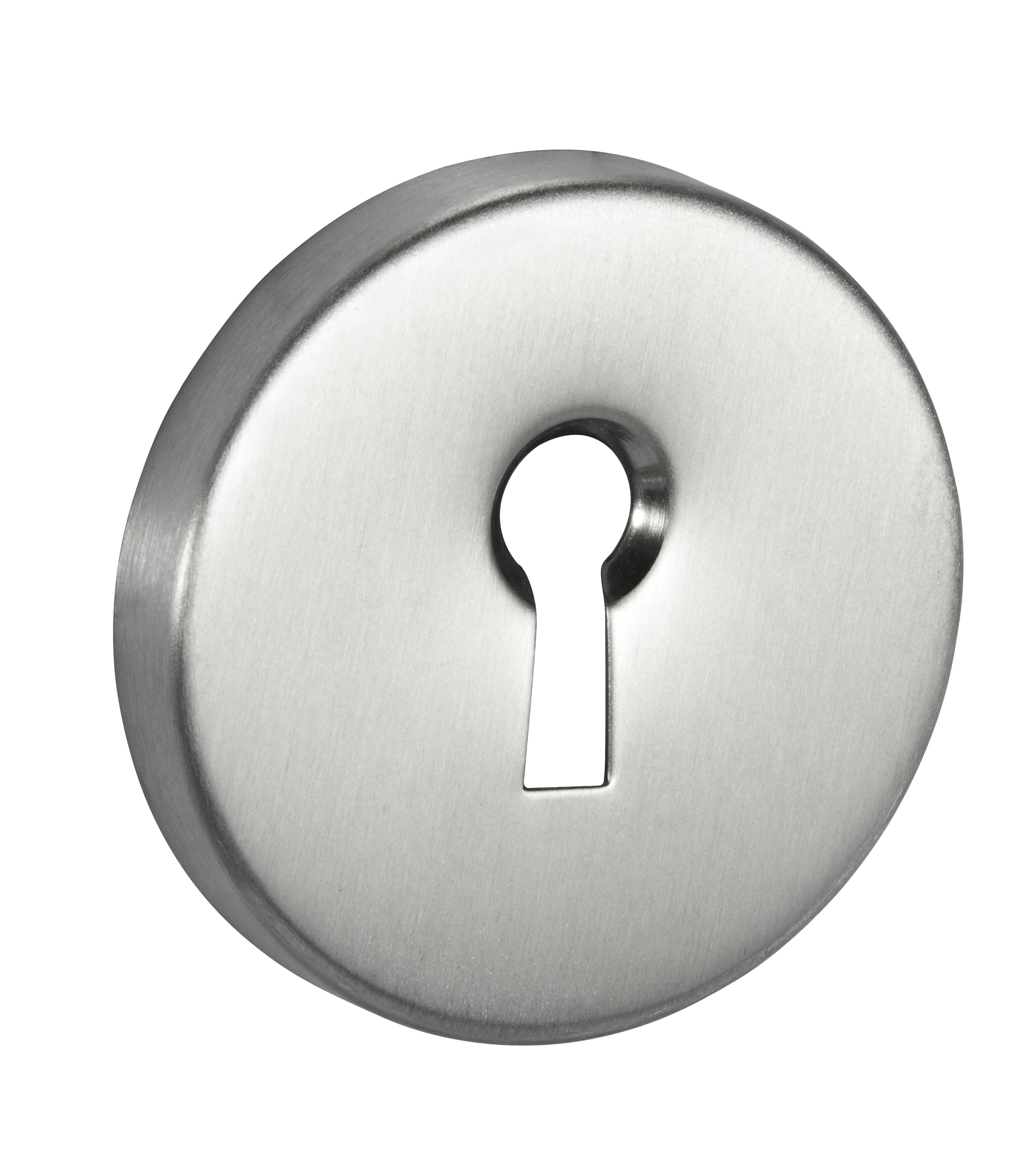 1000LK - Lever Key Escutcheon