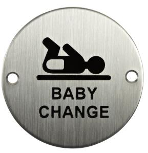 AA-BABCHG - Signage - Baby Change