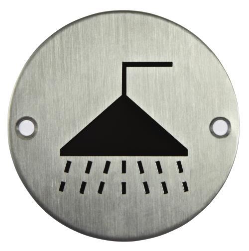 AA-SHWR - Signage - Shower