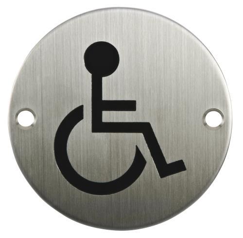 AA-DISBLD - Signage - Access