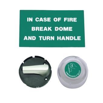 8070 - Emergency Turn Cover