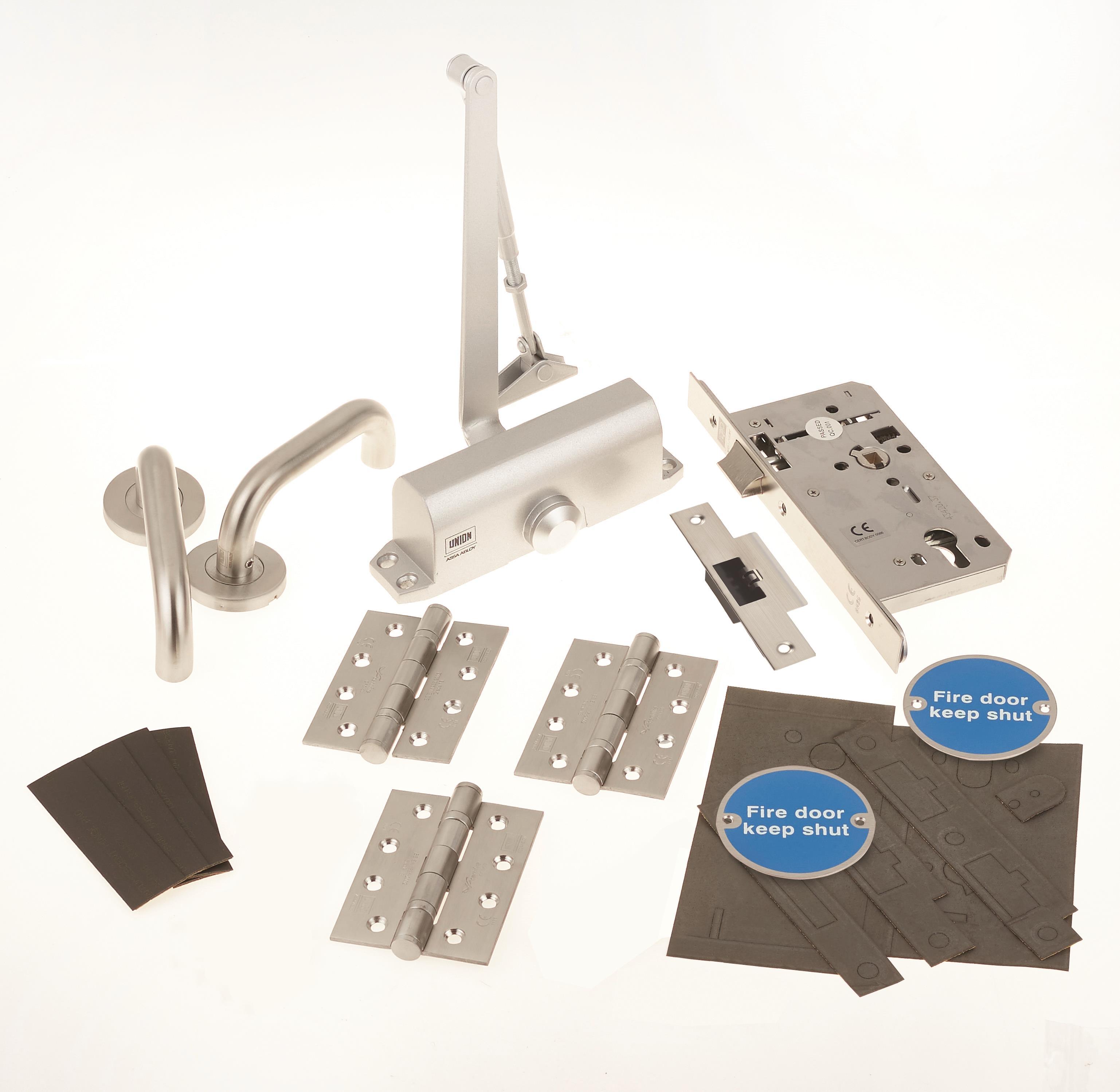 FDK-LATCH - Fire Door Kit - Latch