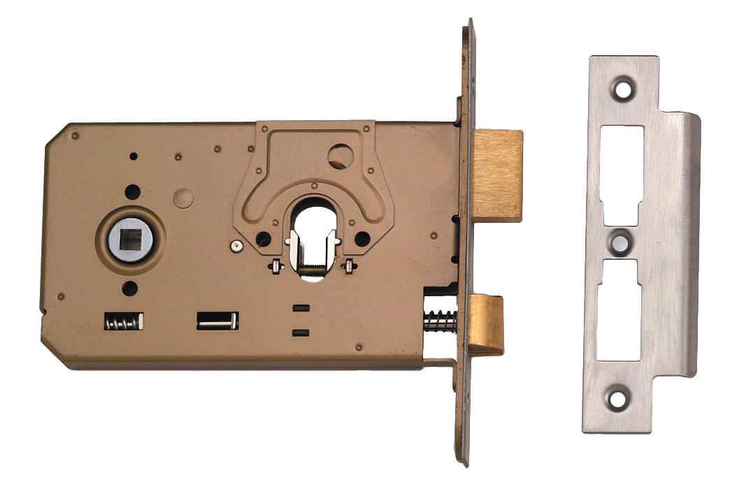 L2070 - Horizontal Sash Lock - Lever Handle Operation