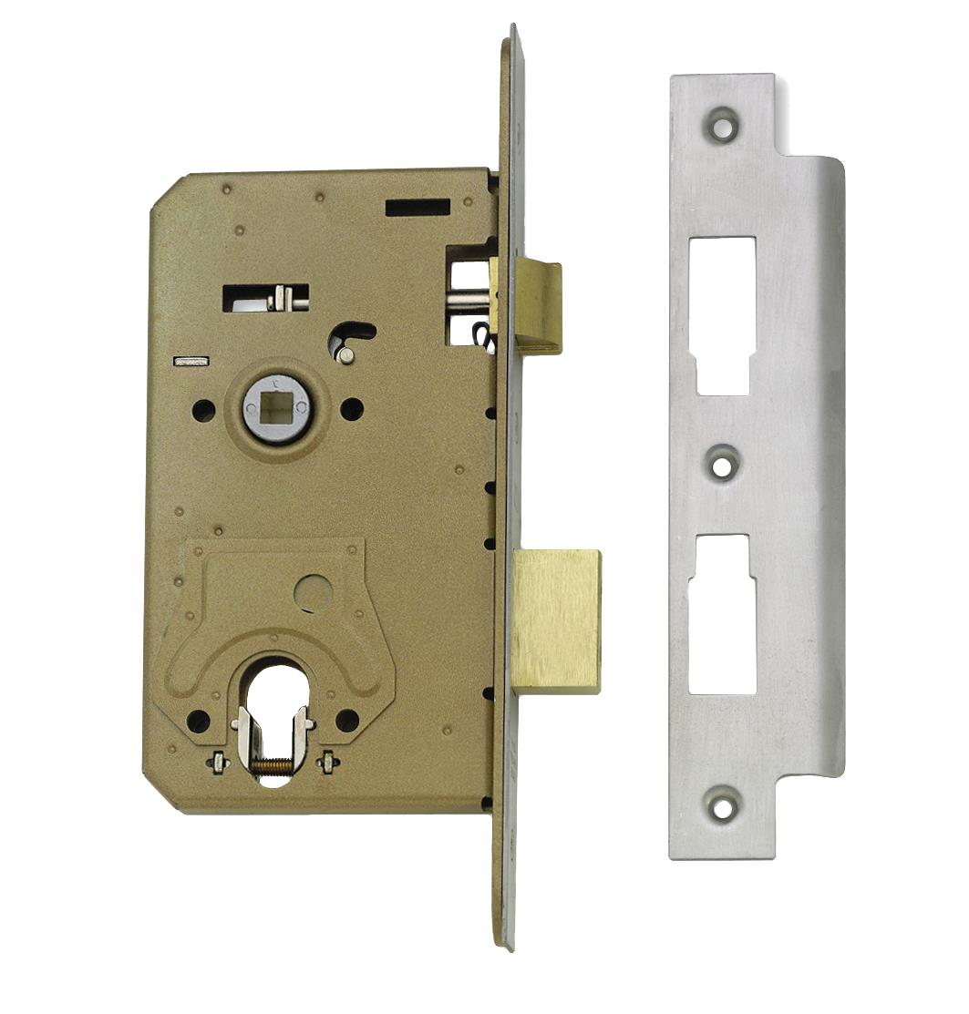 L2264 - Mortice Sash Lock - with Cylinder to Latch Function
