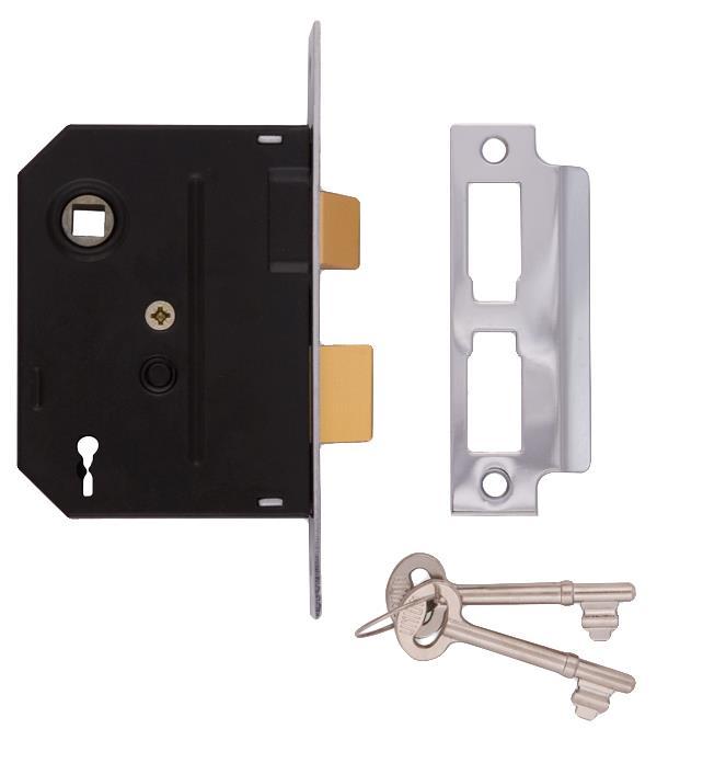 2295 - 2 Lever Mortice Lock