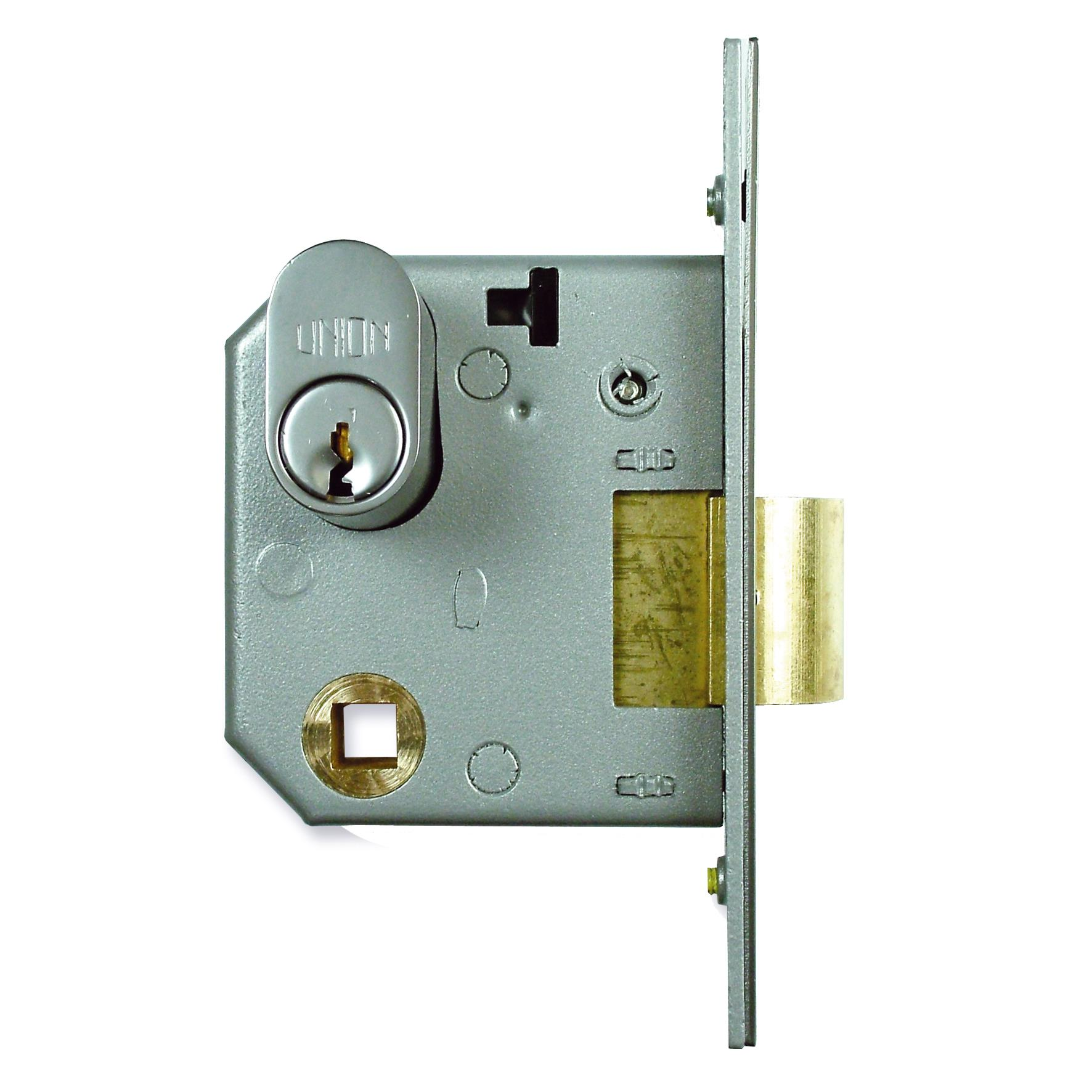 2332 / L2332 / 23322 - Oval Profile Mortice Night Latch