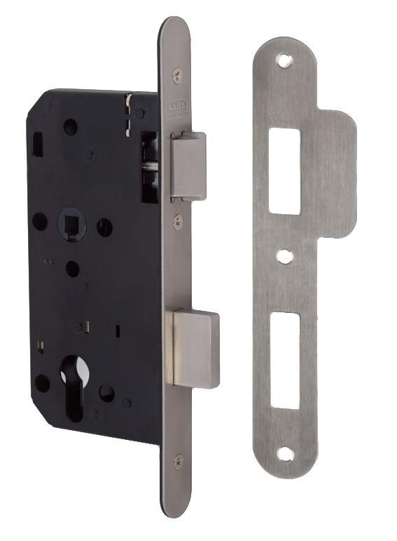 L2C21 - Euro Profile Mortice Sash Lock