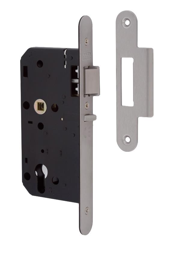 L2C25 - Euro Profile Deadlocking Mortice Night Latch