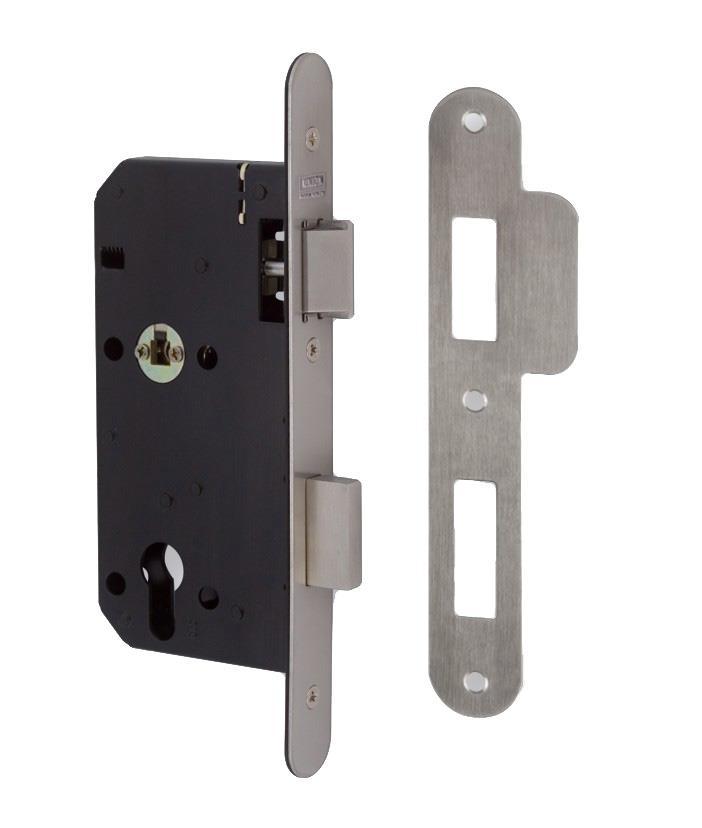 L2C26 - Euro Profile Mortice Escape Sash Lock