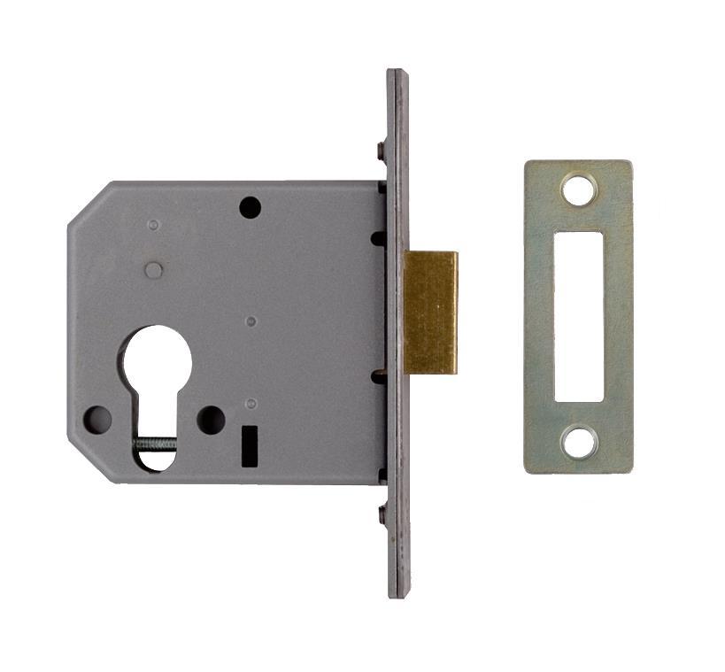 2169 / L2169 - Euro Profile Small Case Deadlock