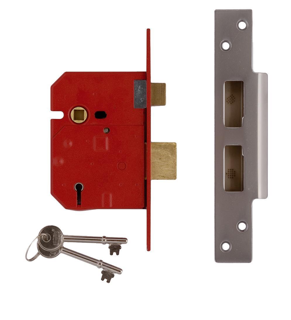 2234 - 5 Lever Mortice Sash Lock