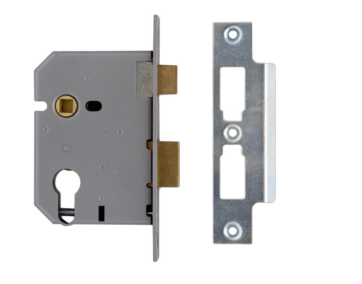 2249 / L2249 - Euro Profile Mortice Sash Lock