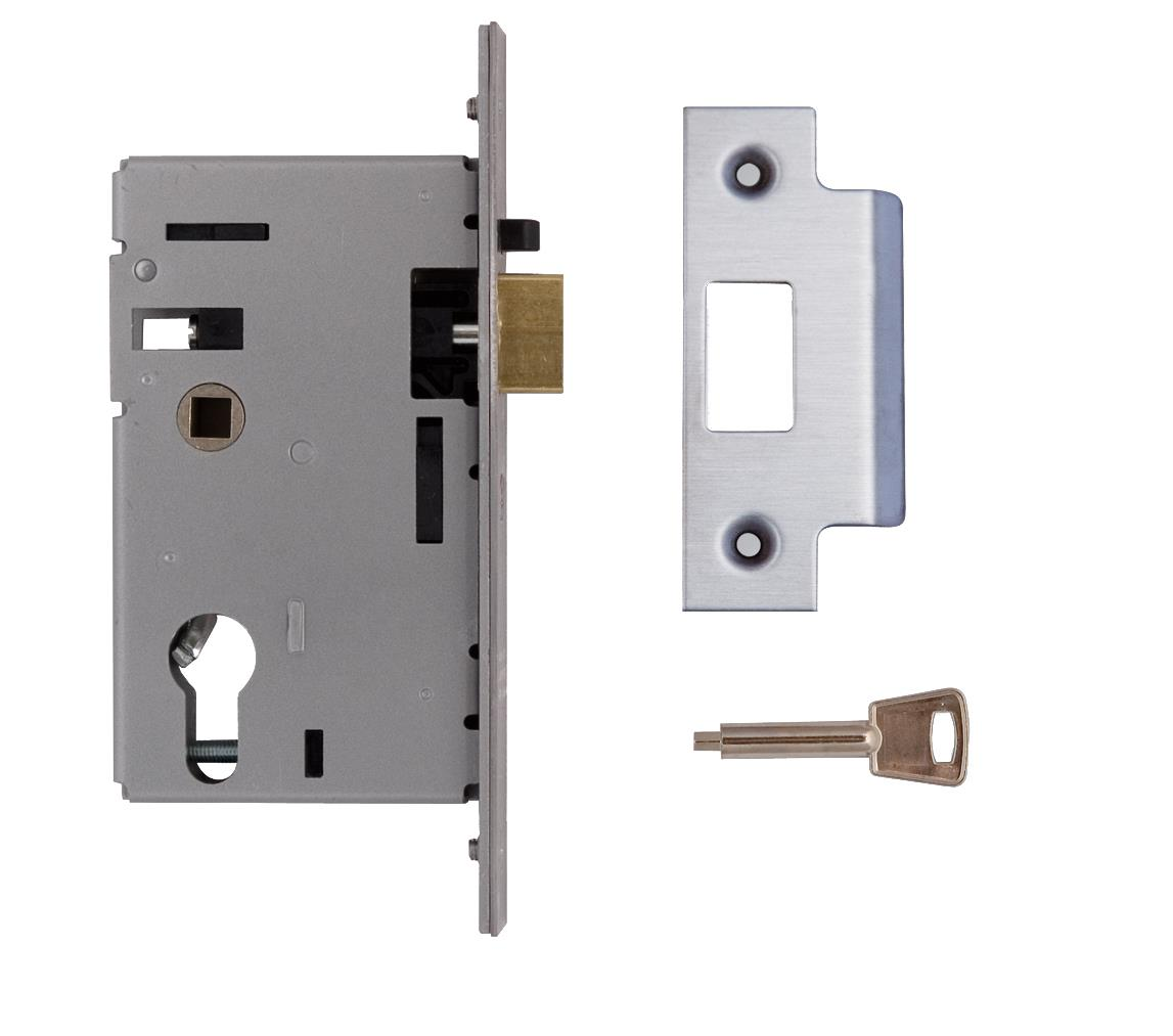 2349 / L2349 - Euro Profile Mortice Night Latch