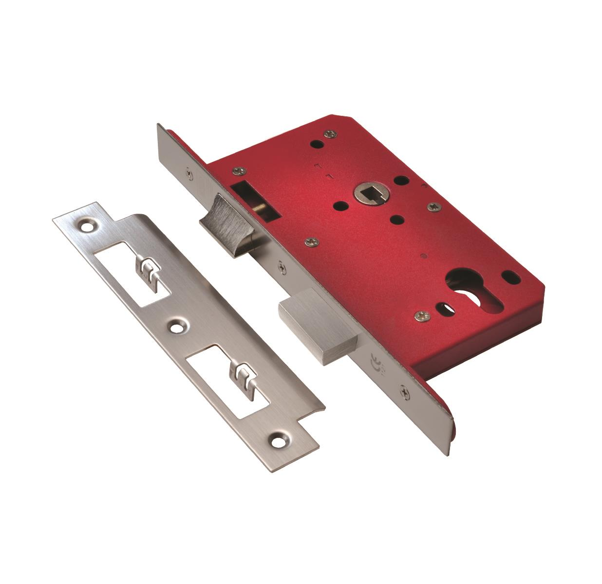 2E21 - Euro Profile Mortice Sashlock