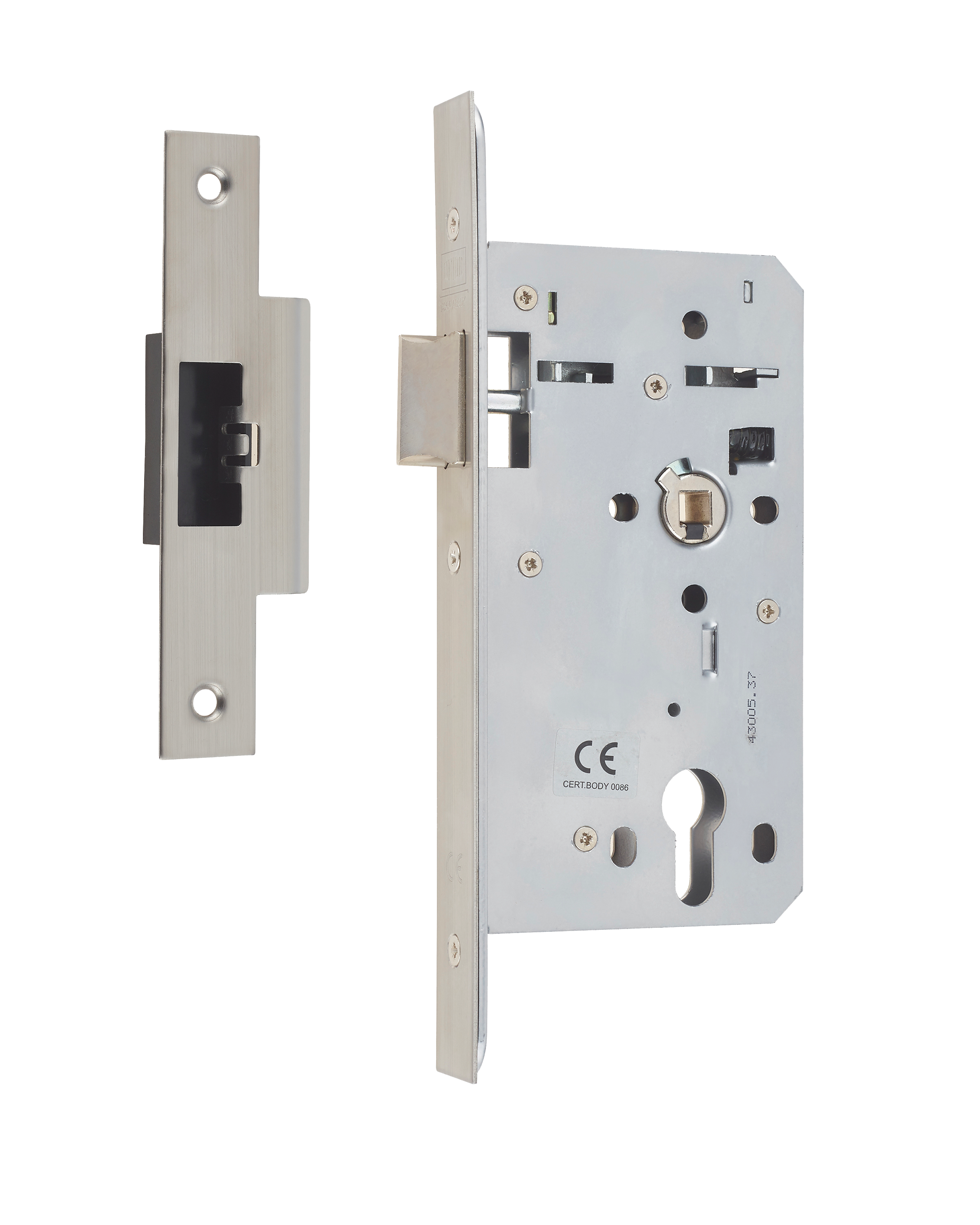 HD72LA - Heavy Duty Mortice Latch