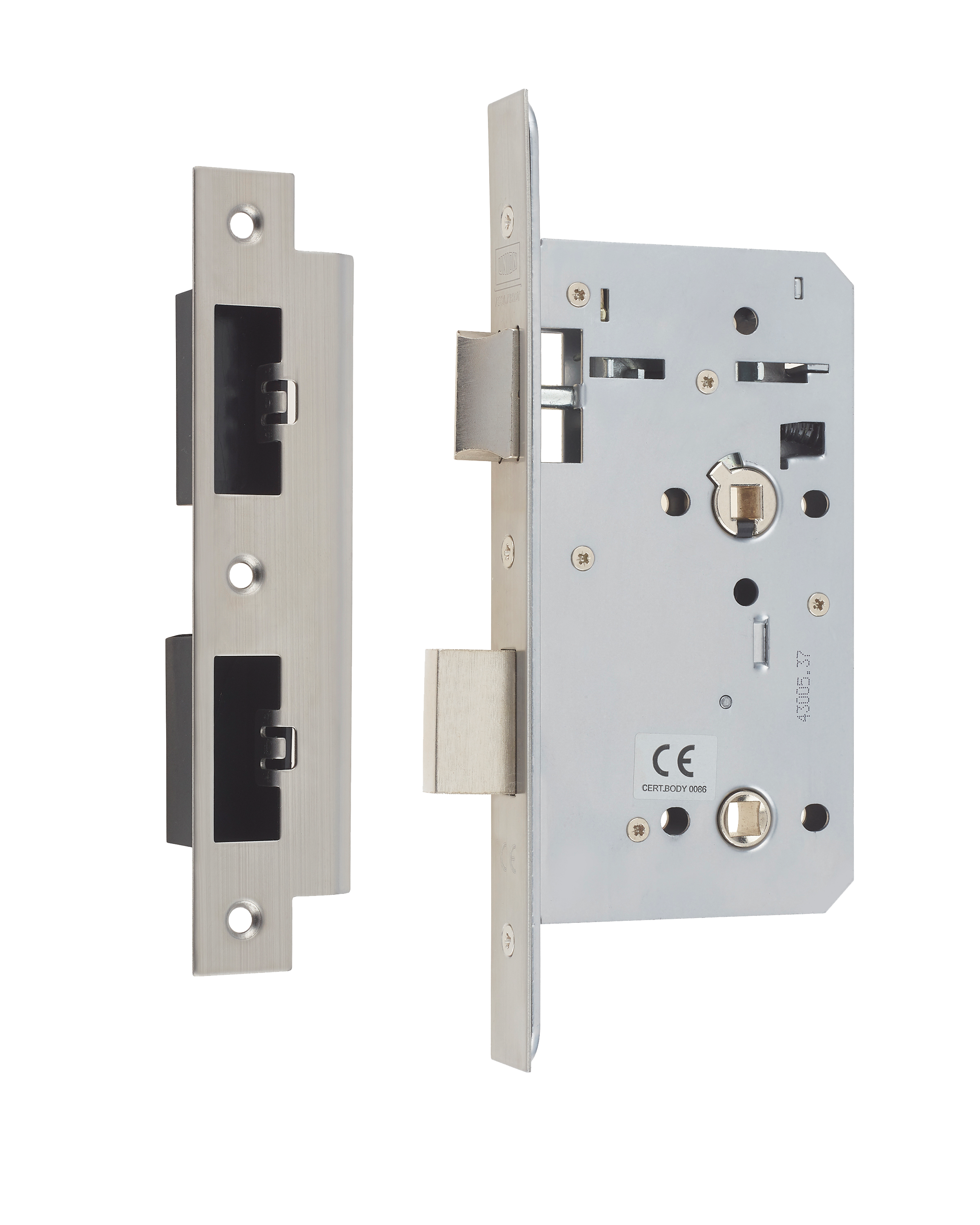 HD72WC - Heavy Duty Mortice Bathroom Lock