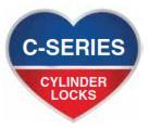 C-Series Cylinder Locks