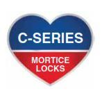 C-Series Mortice Locks