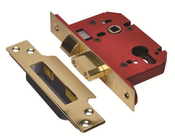 22EU - Euro profile cylinder Sashlock