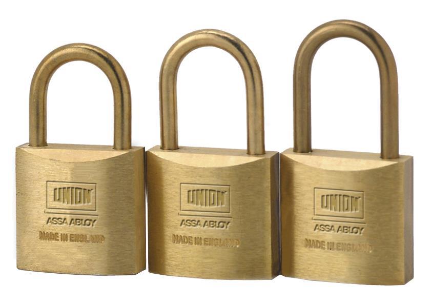 3104 / 310441 / 310442 - Cylinder Padlock