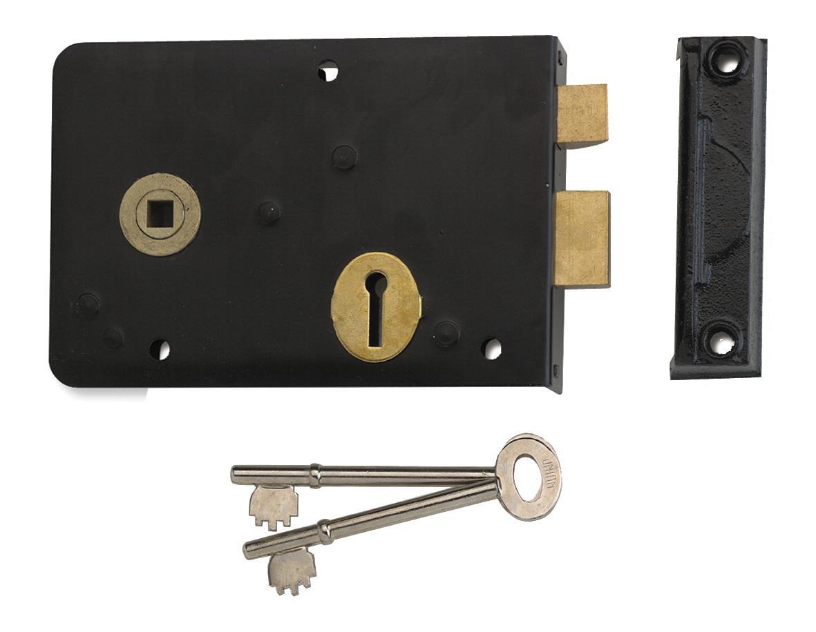 1439 - Lever Rim Lock